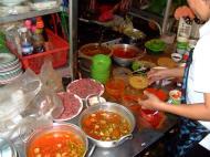 Asisbiz Vietnam Ho Chi Minh City Saigon Vietnamese Food Stalls Feb 2009 10