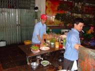 Asisbiz Vietnam Ho Chi Minh City Saigon Vietnamese Food Stalls Feb 2009 11
