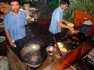 Asisbiz Vietnam Ho Chi Minh City Saigon Vietnamese Food Stalls Feb 2009 13