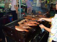 Asisbiz Vietnam Ho Chi Minh City Saigon Vietnamese Food Stalls Feb 2009 16