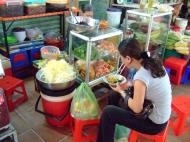 Asisbiz Vietnam Ho Chi Minh City Saigon Vietnamese Food Stalls Feb 2009 44