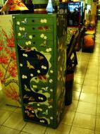 Asisbiz Vietnamese Lacquerware Chest of drawers Tay Son HCMC 2009 05