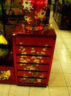 Asisbiz Vietnamese Lacquerware Chest of drawers Tay Son HCMC 2009 08