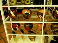 Asisbiz Vietnamese Lacquerware Vases Tay Son District 3 HCMC 2009 05