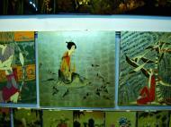 Asisbiz Vietnamese Lacquerware paintings Tay Son District 3 HCMC 2009 04