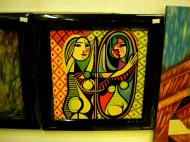 Asisbiz Vietnamese Lacquerware paintings Tay Son District 3 HCMC 2009 10