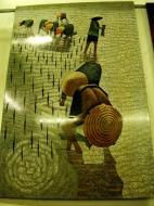 Asisbiz Vietnamese Lacquerware paintings Tay Son District 3 HCMC 2009 11
