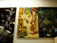 Asisbiz Vietnamese Lacquerware paintings Tay Son District 3 HCMC 2009 18