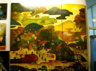 Asisbiz Vietnamese Lacquerware paintings Tay Son District 3 HCMC 2009 20