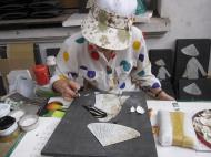 Asisbiz Vietnamese Lacquerware production process Nov 2009 06