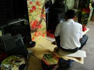 Asisbiz Vietnamese Lacquerware production process Nov 2009 25