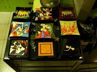 Asisbiz Vietnamese Lacquerware trays Tay Son District 3 HCMC 2009 02