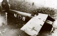 Asisbiz Arado Ar 68F1 10.JG72 white N+8 crashed in Germany 1940 02