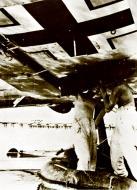 Asisbiz Arado Ar 196A being armed with 50kg bombs 01