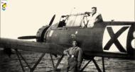 Asisbiz Arado Ar 196 RBAF 161st Waterplane Sqn White 8 Bulgaria 1944