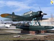 Asisbiz Arado Ar 196 RBAF 161st Waterplane Sqn white 3 preserved Bulgaria 01