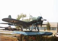 Asisbiz Arado Ar 196 RBAF 161st Waterplane Sqn white 3 preserved Bulgaria 02