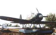 Asisbiz Arado Ar 196 RBAF 161st Waterplane Sqn white 3 preserved Bulgaria 04