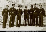 Asisbiz Seeaufklarungsgruppe 126 SAGr126 group photo with pilot Fritz Schaar Mar 1943