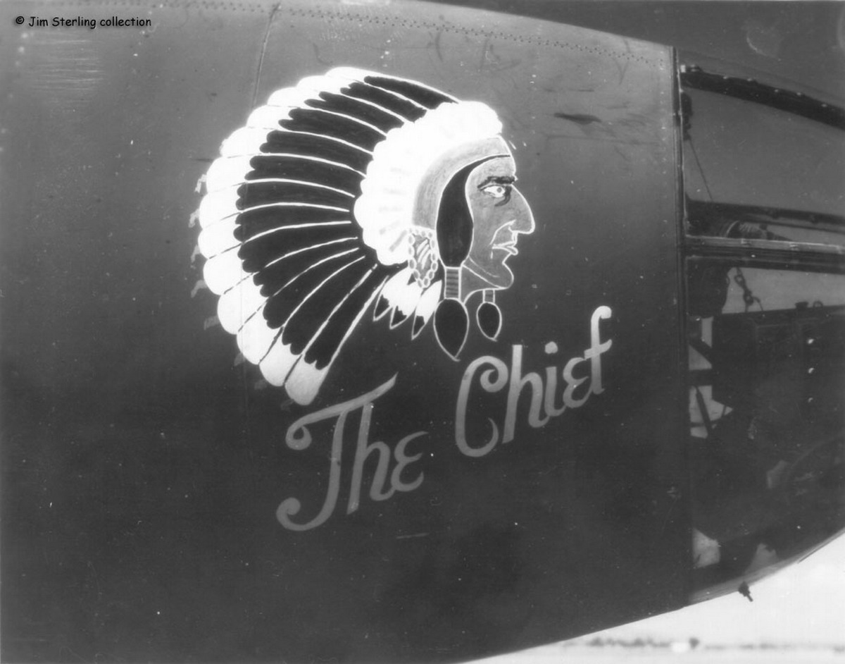 USAAF 41 31592 B 26B Marauder 17BG34BS 06 The Chief 01