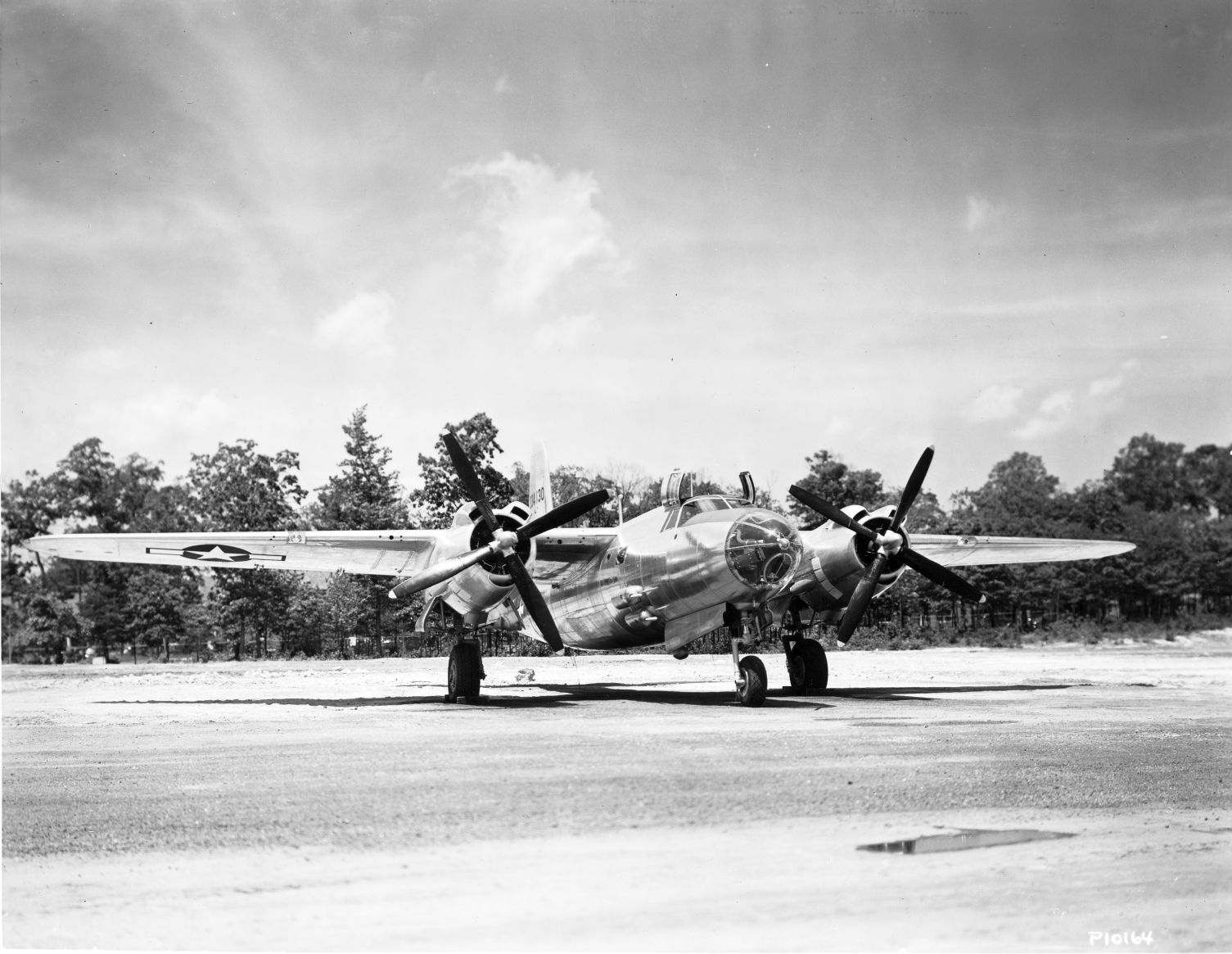 USAAF 43 34130 B 26G Marauder served with 387BG558BS KXx and 397BG598BS U2O 01