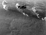 Asisbiz Target 9AF B 26 Marauders after bombing German positions in France 1944 01
