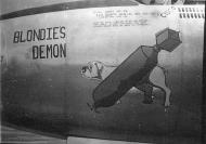 Asisbiz USAAF 40 1547 B 26 Marauder 22BG19BS Blondies Demon 01