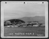 Asisbiz USAAF 41 17562 B 26B Marauder 13 Air Depo Tontouta New Caledonia under going maintenance Aug 1944 01