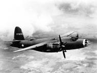 Asisbiz USAAF 41 17635 B 26B Marauder used for training state side note right engine feathered 01