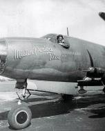 Asisbiz USAAF 41 17995 B 26B Marauder 322BG451BS SST Mr Period Twice nose art 02