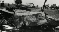 Asisbiz USAAF 41 18263 B 26B Marauder 319BG439BS Duration Plus crashed on takeoff 13 May 1944 01