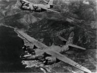 Asisbiz USAAF 41 31580 B 26B Marauder 319BG438BS 29 Twenty Niner return from an attack on Pontassiere rail bridge 7 Apr 1944 01