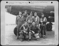 Asisbiz USAAF 41 31606 B 26B Marauder 386BG553BS ANS Rat Poison with crew Dunmow Essex England 9 Jul 1944 01
