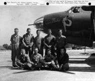 Asisbiz USAAF 41 31608 B 26B Marauder 386BG553BS ANQ Our Baby crew photo 01