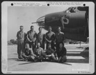 Asisbiz USAAF 41 31608 B 26B Marauder 386BG553BS ANQ Our Baby with ground crew England 16 Aug 1943 01