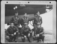 Asisbiz USAAF 41 31622 B 26B Marauder 386BG554BS RUx Litjo with crew at Boxted Field Essex England 12 Sep 1943 04