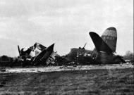 Asisbiz USAAF 41 31627 B 26B Marauder 386BG555BS YAQ Perkatory destroyed 22nd Mar 1944 01