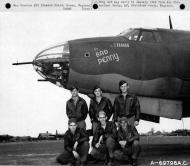 Asisbiz USAAF 41 31628 B 26B Marauder 386BG554BS RUU The Bad Penny Boxted England Aug 1943 01