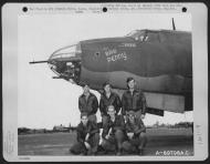 Asisbiz USAAF 41 31628 B 26B Marauder 386BG554BS RUU The Bad Penny with crew England 30 Aug 1943 01
