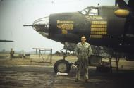 Asisbiz USAAF 41 31696 B 26B Marauder 387BG556BS FWH Roughernacob with ground crew 01