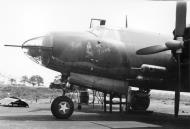 Asisbiz USAAF 41 31707 B 26B Marauder 387BG557BS KSR Five by Fives nose art 02
