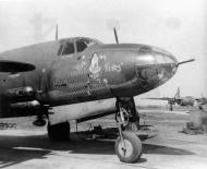Asisbiz USAAF 41 31707 B 26B Marauder 387BG557BS KSR Five by Fives nose art 03