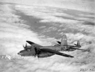 Asisbiz USAAF 41 34763 B 26C Marauder 322BG449BS PNJ with PNA over Europe 1943 04