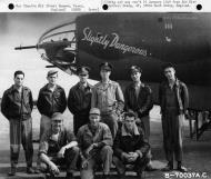USAAF 41-34941 B 26C Marauder 9AF 99BW 386BG552BS RGD Slightly Dangerous 01
