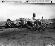 Asisbiz USAAF 41 34961 B 26C Marauder 386BG552BS RGM Miss Carraige crash Apr 8 1944 01
