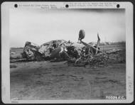 Asisbiz USAAF 41 34961 B 26C Marauder 386BG552BS RGM Miss Carraige crash Apr 8 1944 02