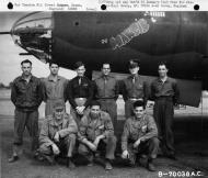 Asisbiz USAAF 41 34970 B 26C Marauder 386BG552BS RGL Margie Great Dunmow Essex Engalnd 1 Sep 1943 01