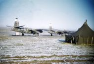 Asisbiz USAAF 41 34997 B 26C Marauder 323BG454BS RJP Flaming Mamie at Laon France 1944 01