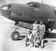 Asisbiz USAAF 41 35014 B 26C Marauder 17BG95BS 62 Lil Angels Big Sis with crew North Africa 1943 01