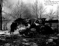 Asisbiz USAAF 41 35111 B 26C Marauder Kellogg Battle Creek crash site Jan 08 1944 01